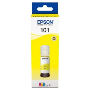 Epson 101 EcoTank Yellow ink Bottle 1