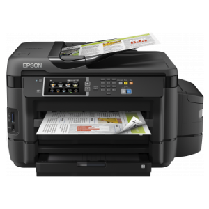 Epson L1455 Inkjet Printer Black 1