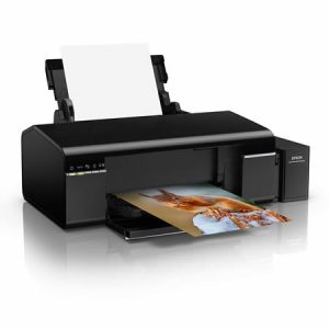 Epson L805 Colour Ink Tank System Photo Printer 2