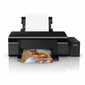 Epson L805 Colour Ink Tank System Photo Printer 1