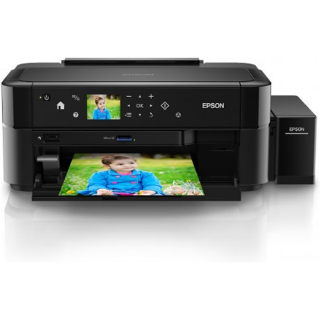 Epson L810 Colour Ink Tank System Photo Printer 3