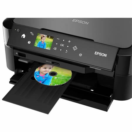 Epson L810 Colour Ink Tank System Photo Printer 4