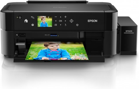 Epson L810 Colour Ink Tank System Photo Printer 5