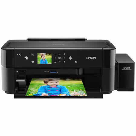 Epson L810 Colour Ink Tank System Photo Printer 7