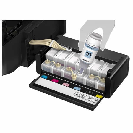 Epson L810 Colour Ink Tank System Photo Printer 8