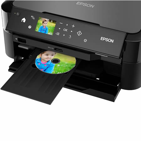 Epson L810 Colour Ink Tank System Photo Printer 9