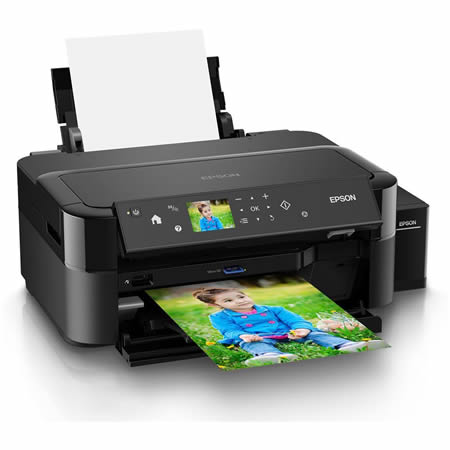 Epson L810 Colour Ink Tank System Photo Printer 1