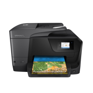 HP 8710 OFFICEJET PRINTER 1