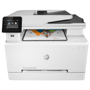 HP Color LaserJet Pro MFP M281fdw Printer 1