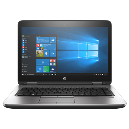 HP ProBook 640 G3 8GB RAM, 256GB SSD Notebook PC 3