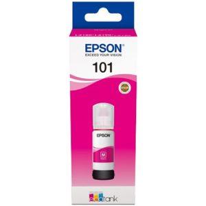 Epson 101 Ecotank Magenta Bottle 1