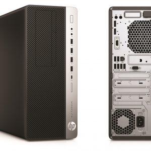 HP Elite Desk 800-G3 SFF 2