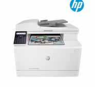 HP  LaserJet Color MFP 182N