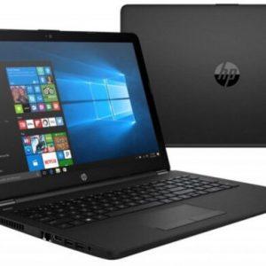 (187A8EA) HP 15-da2830nia INTEL CORE i5- 10210U/ 4GB RAM / 1TB HDD/ 15.6/ HD/ WIN10 HOME. JET BLACK MESH KNIT